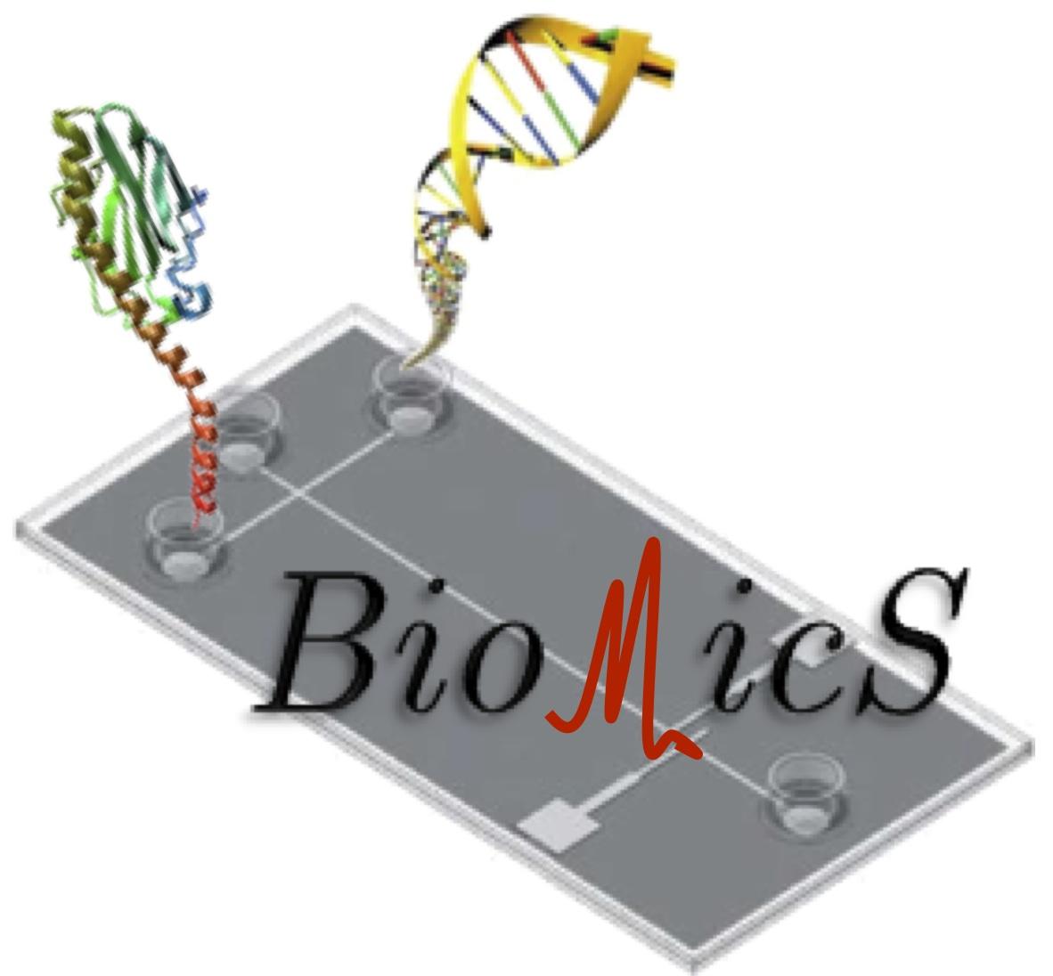 BioMicS logo